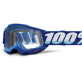 100% Accuri Anti-Fog Goggles Gen2 blue/clear